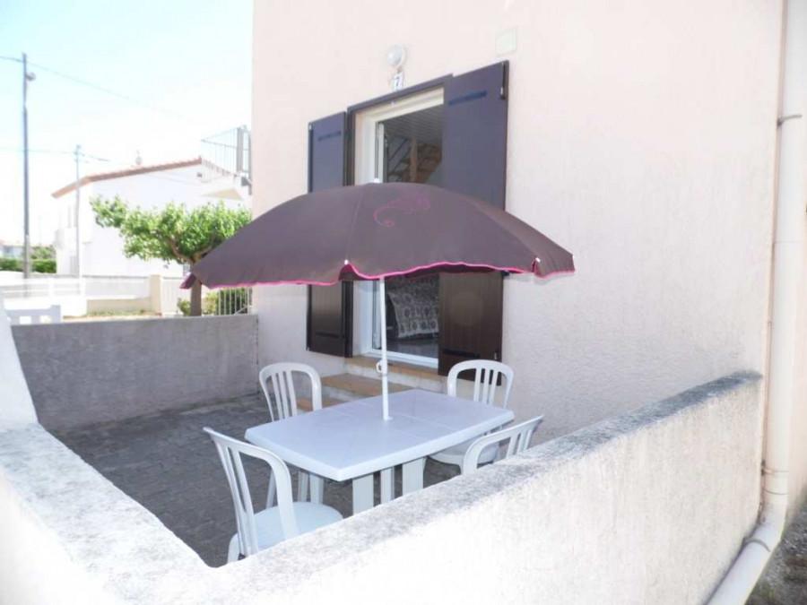 En location saisonnière Marseillan Plage 3414925775 S'antoni immobilier grau d'agde