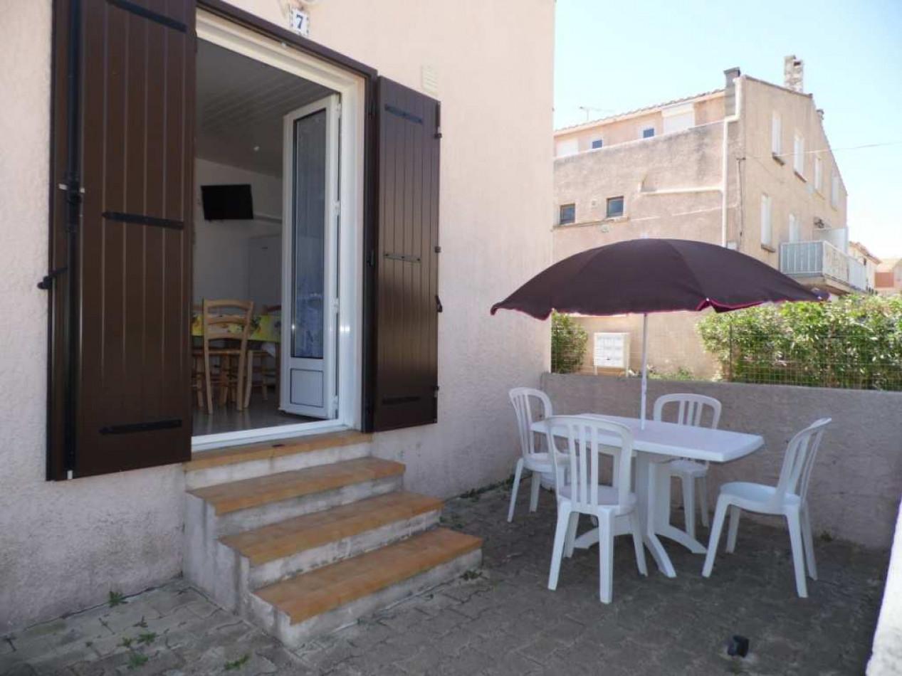 En location saisonnière Marseillan Plage 3414925775 S'antoni immobilier