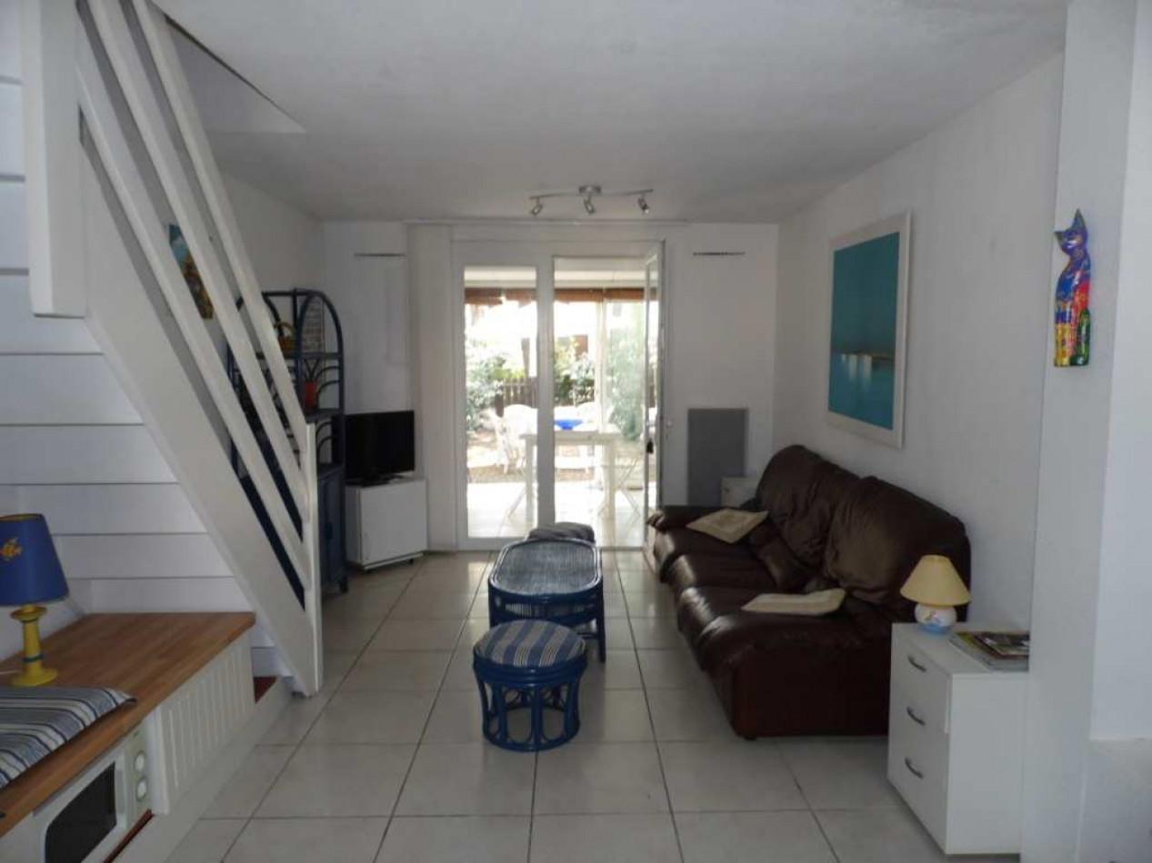 En location saisonnière Le Cap D'agde 3414925777 S'antoni immobilier