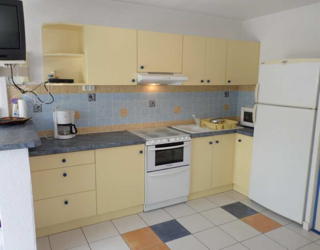 En location saisonnière Marseillan Plage 3414925788 S'antoni immobilier