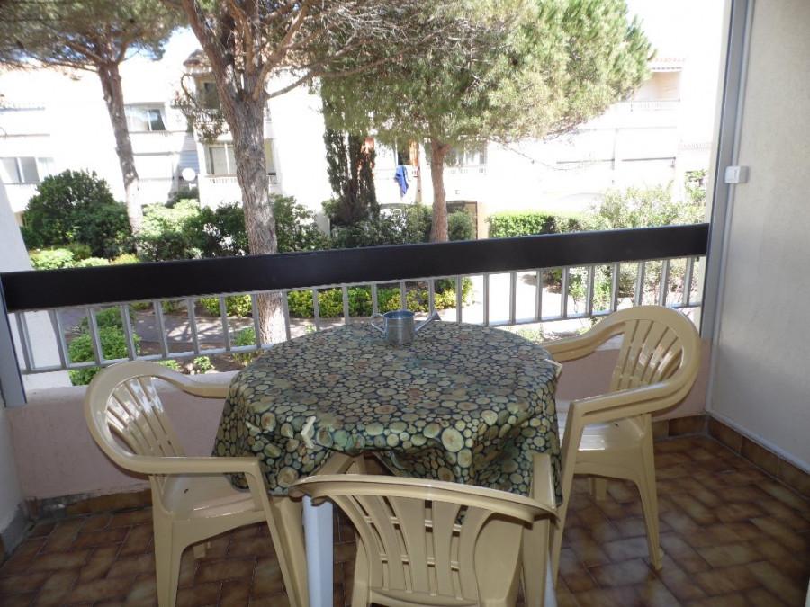 En location saisonnière Marseillan Plage 3414925810 S'antoni immobilier agde centre-ville
