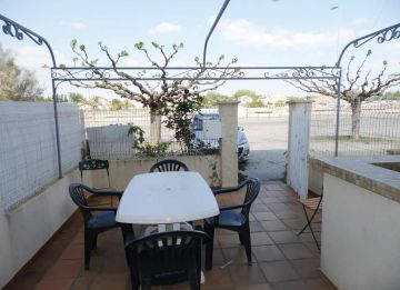 For seasonal lettings Marseillan Plage 3414925811 S'antoni real estate