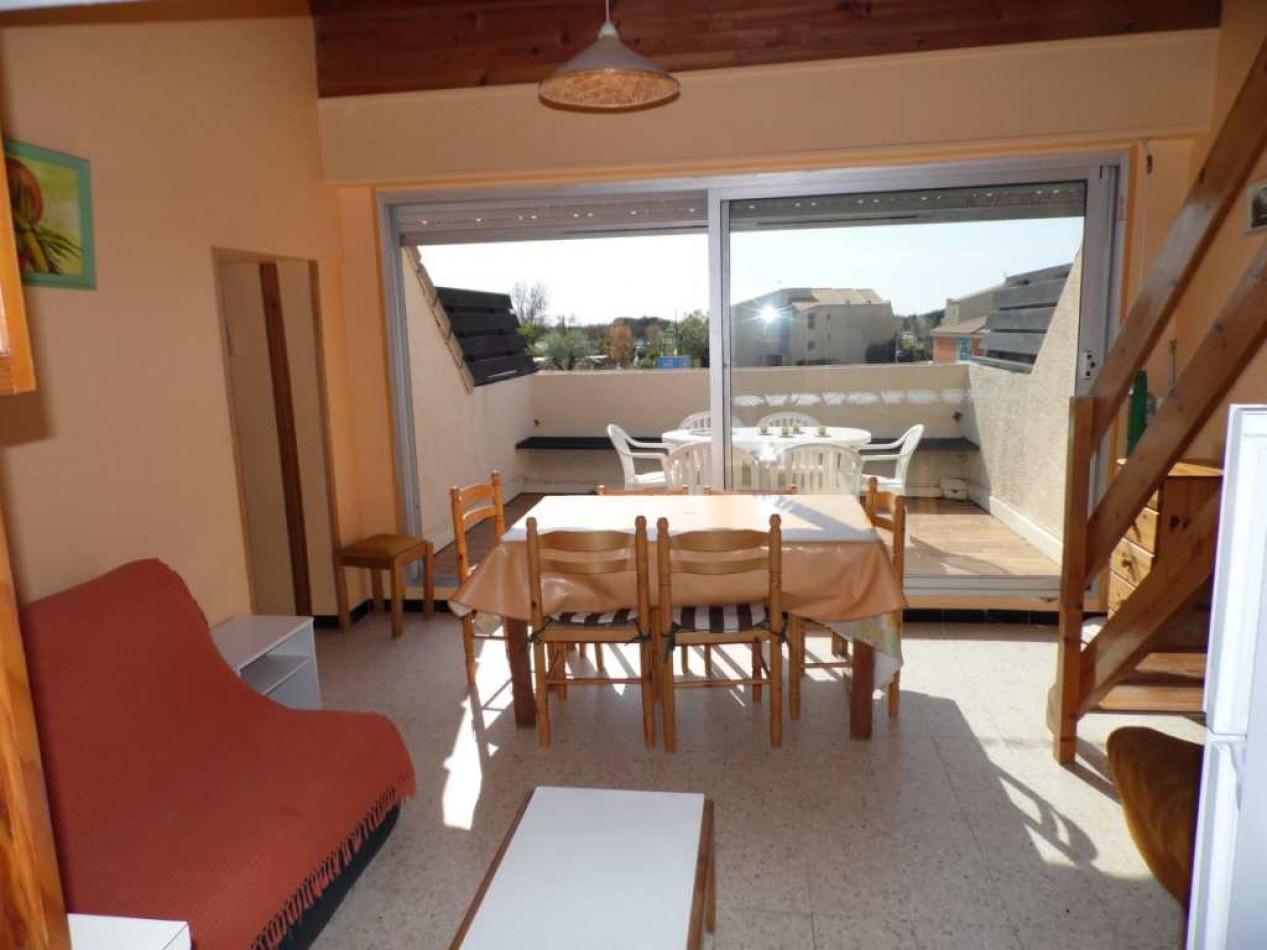 En location saisonnière Marseillan Plage 3414925820 S'antoni immobilier