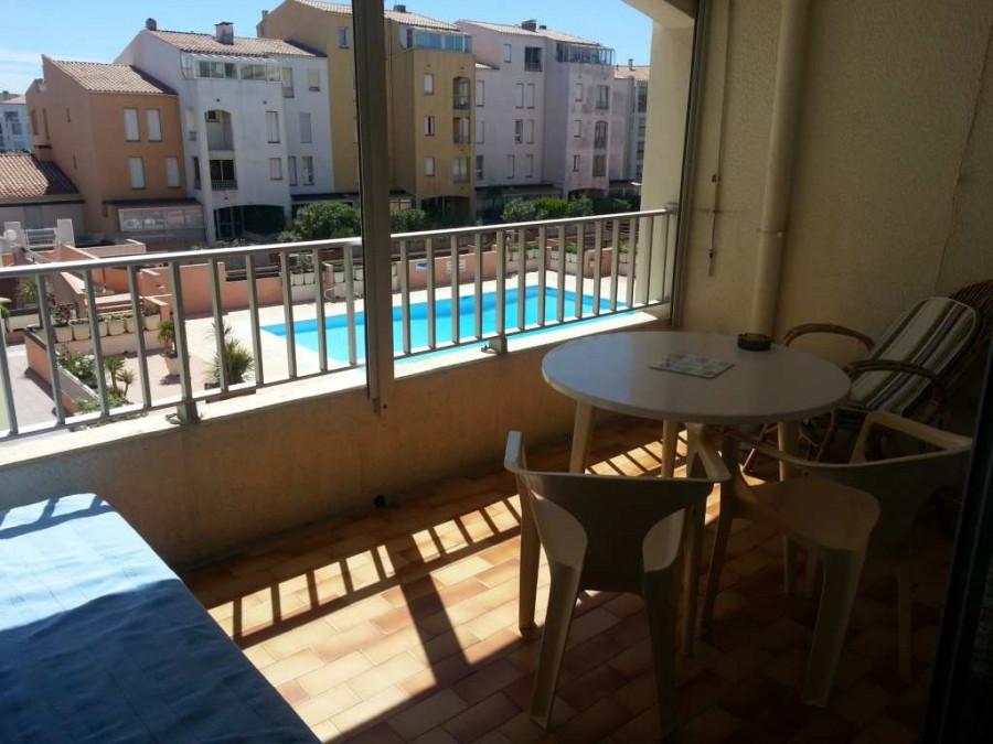 En location saisonnière Le Cap D'agde 3414925917 S'antoni immobilier agde