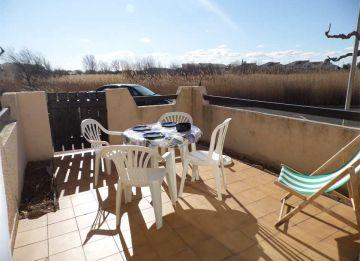 For seasonal lettings Marseillan Plage 3414925919 S'antoni real estate