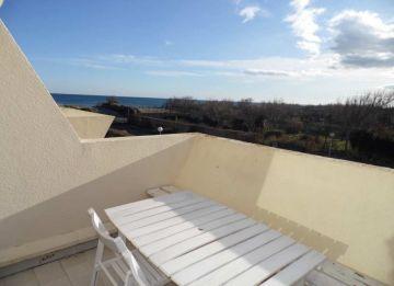 For seasonal lettings Marseillan Plage 3414925925 S'antoni real estate