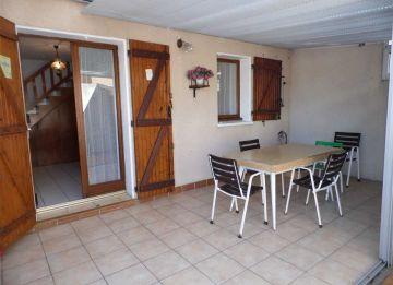 For seasonal lettings Marseillan Plage 3414925938 S'antoni real estate