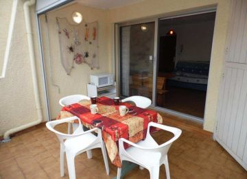 For seasonal lettings Marseillan Plage 3414927309 S'antoni real estate