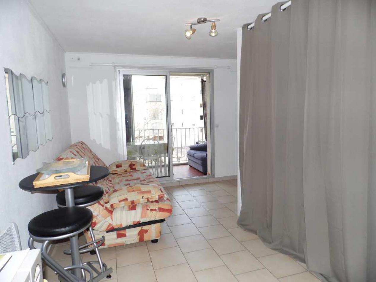 En location saisonnière Le Cap D'agde 3414927676 S'antoni immobilier