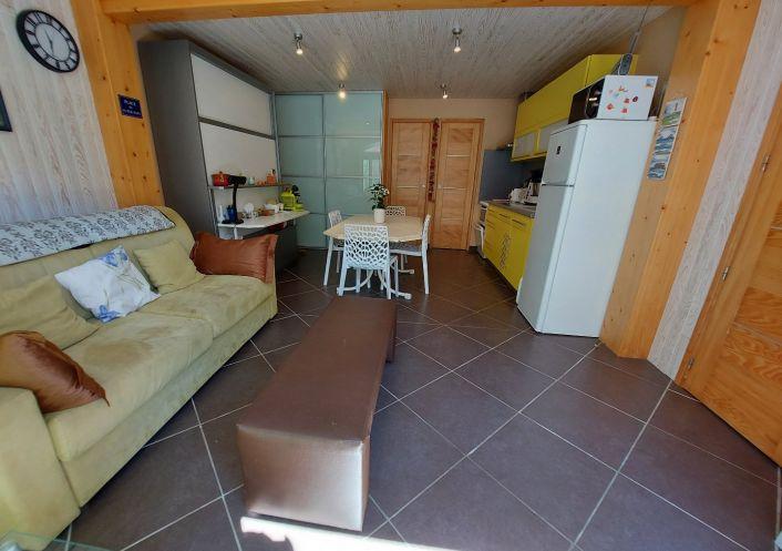 A vendre Appartement en rez de jardin Marseillan Plage   Réf 3414927900 - S'antoni immobilier marseillan plage