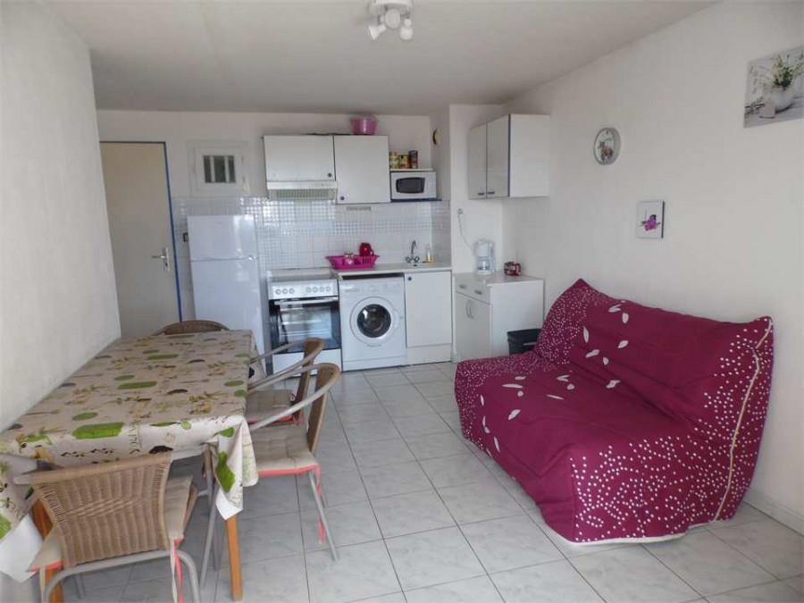En location saisonnière Vias-plage 3414928058 S'antoni immobilier agde centre-ville
