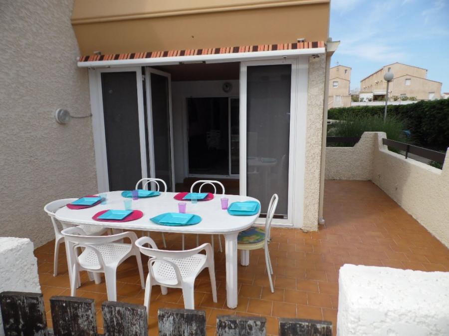 En location saisonnière Marseillan Plage 3414928107 S'antoni immobilier cap d'agde