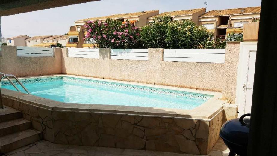 A vendre Marseillan Plage 3414928151 S'antoni immobilier marseillan centre-ville