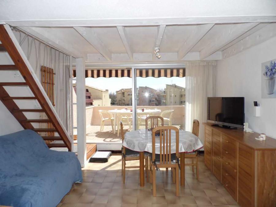 En location saisonnière Marseillan Plage 3414929407 S'antoni immobilier marseillan plage
