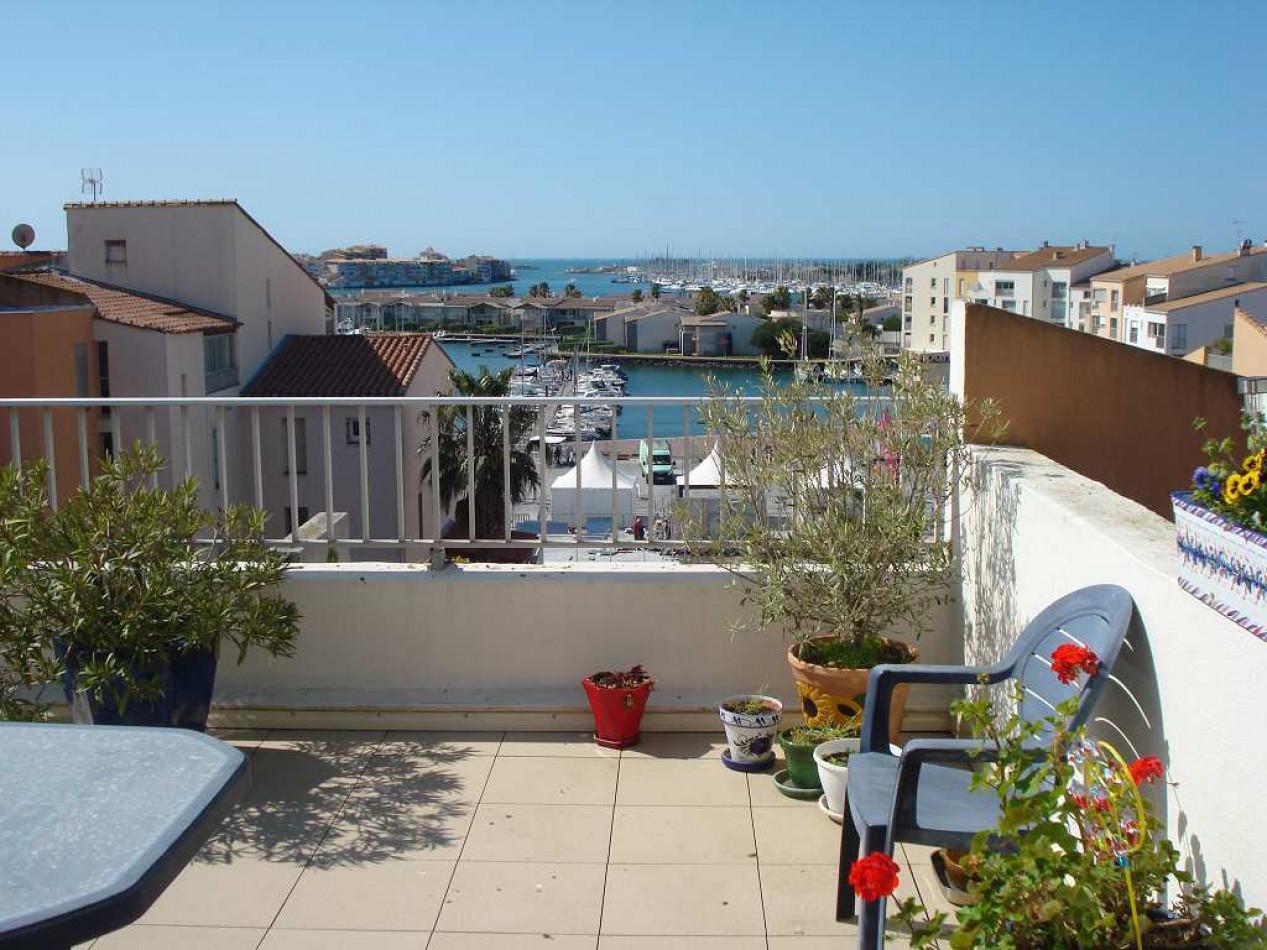 En location saisonnière Le Cap D'agde 3414929414 S'antoni immobilier