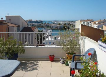 For seasonal lettings Le Cap D'agde 3414929414 S'antoni real estate
