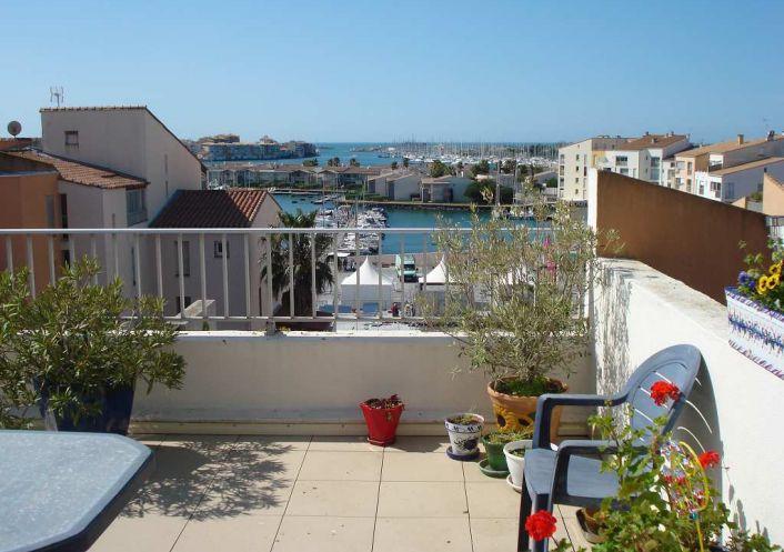 En location saisonni�re Le Cap D'agde 3414929414 S'antoni immobilier
