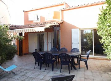 For seasonal lettings Le Cap D'agde 3414929672 S'antoni real estate