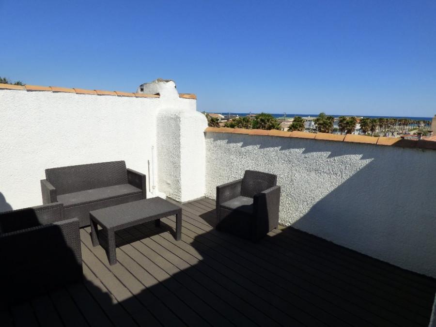 A vendre Marseillan Plage 3414929801 S'antoni immobilier agde centre-ville