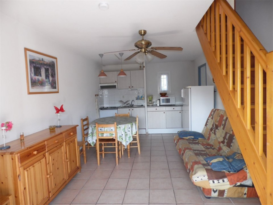 En location saisonnière Vias-plage 3414929817 S'antoni immobilier grau d'agde