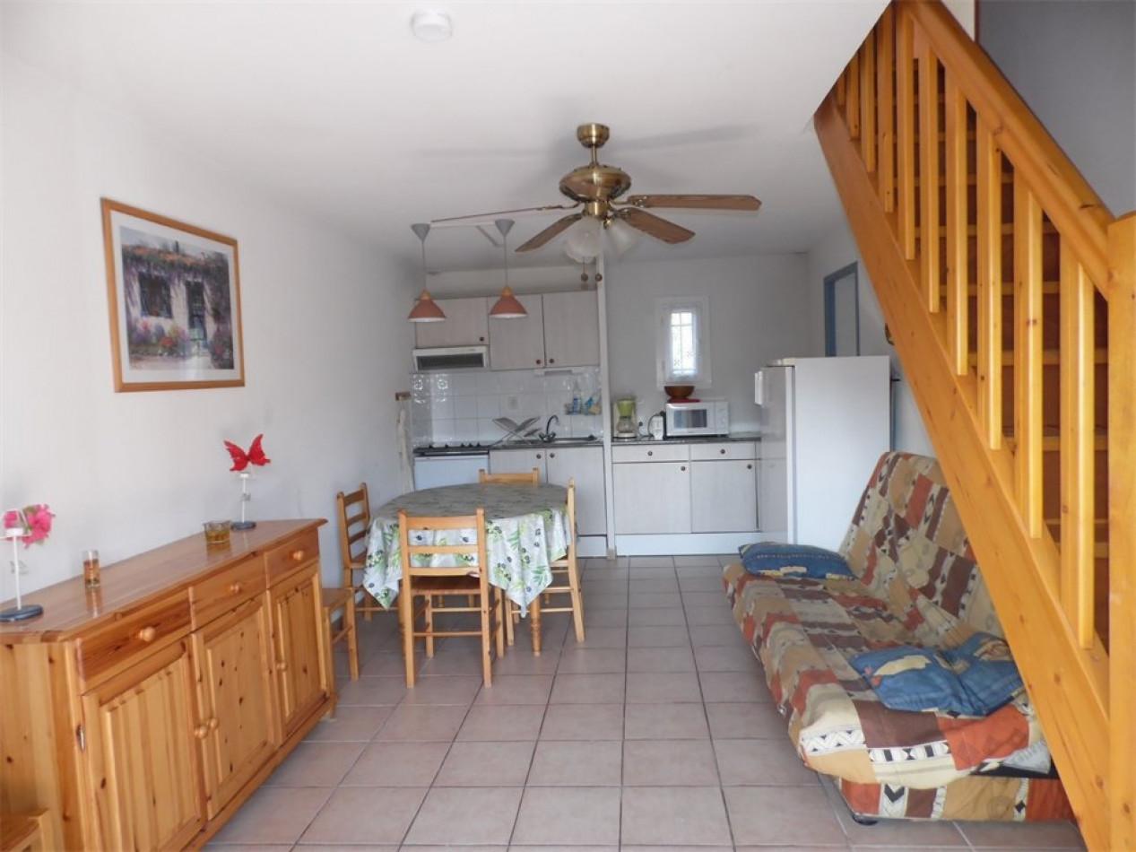 En location saisonnière Vias-plage 3414929817 S'antoni immobilier