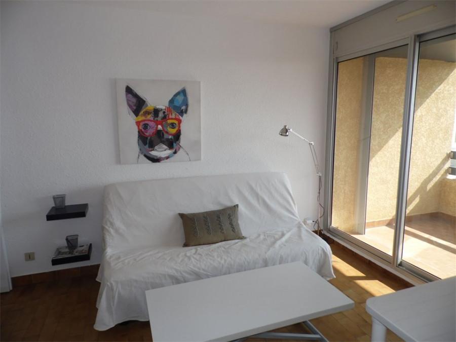 En location saisonnière Marseillan Plage 3414929819 S'antoni immobilier grau d'agde