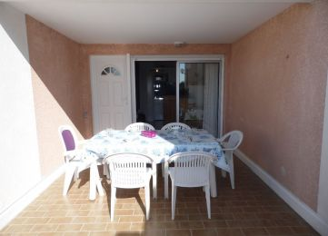 En location saisonnière Marseillan Plage 3414929929 S'antoni immobilier agde