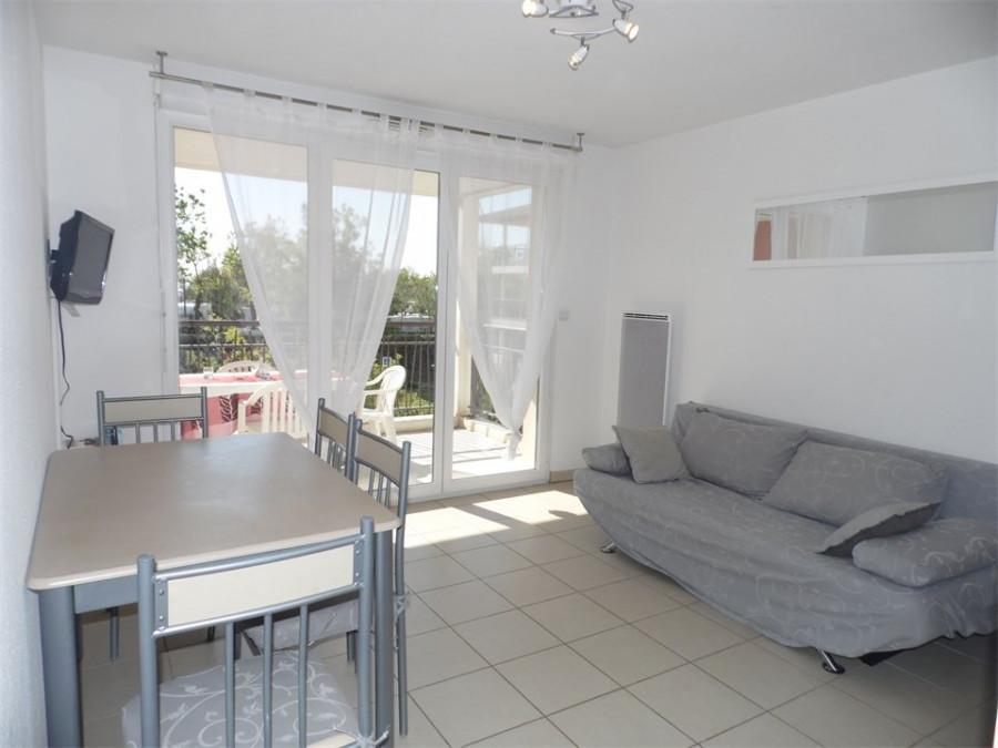 En location saisonnière Marseillan Plage 3414929930 S'antoni immobilier agde centre-ville