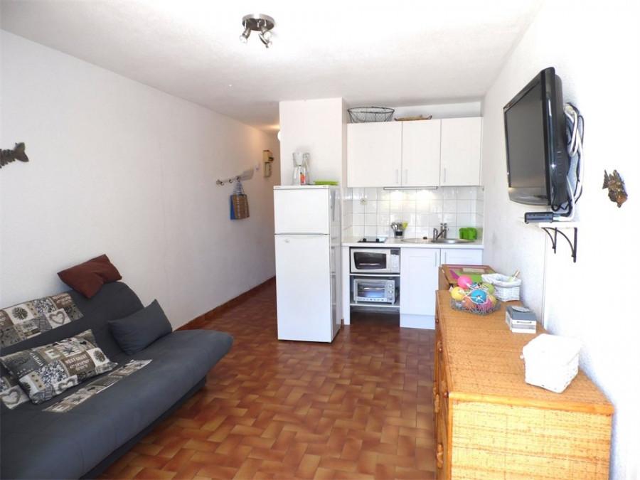 En location saisonnière Marseillan Plage 3414929935 S'antoni immobilier cap d'agde