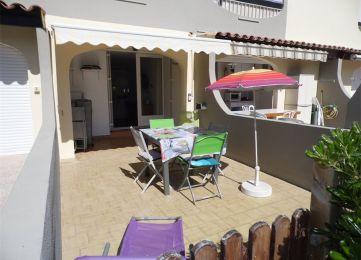 En location saisonnière Marseillan Plage 3414929935 S'antoni immobilier agde