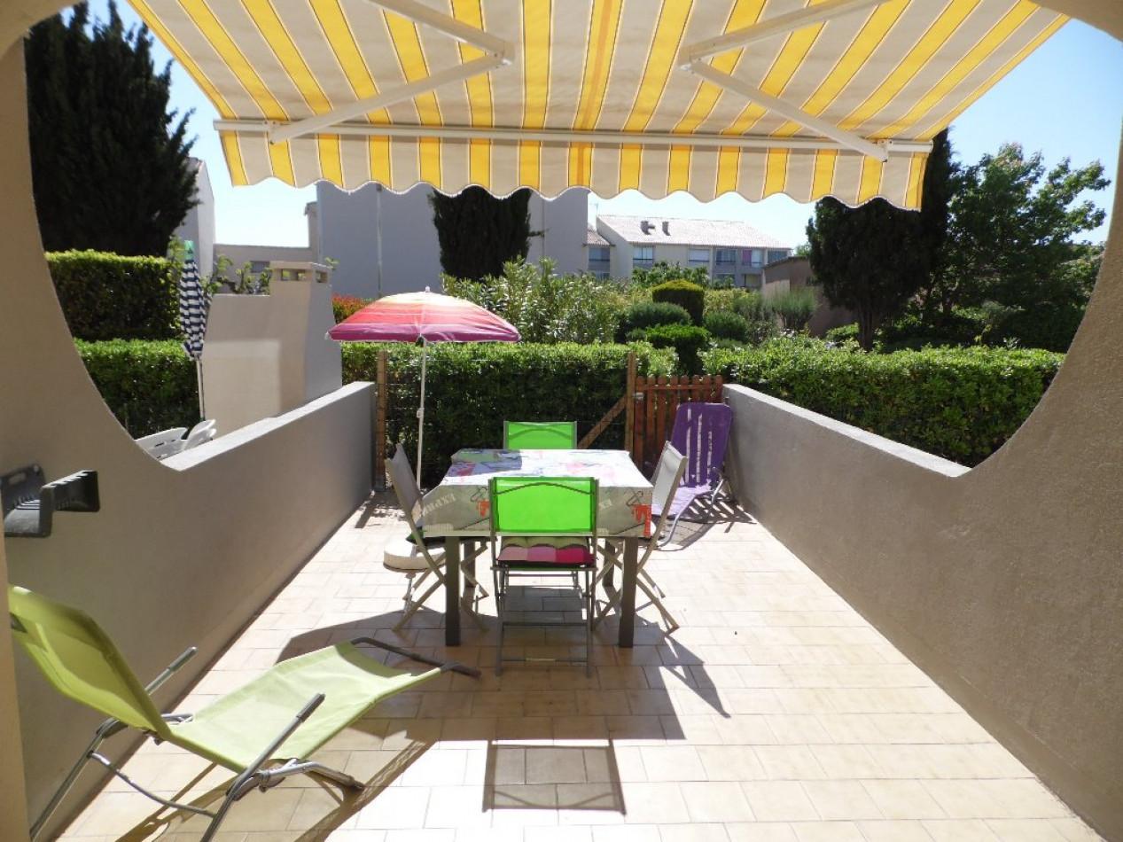 En location saisonnière Marseillan Plage 3414929935 S'antoni immobilier