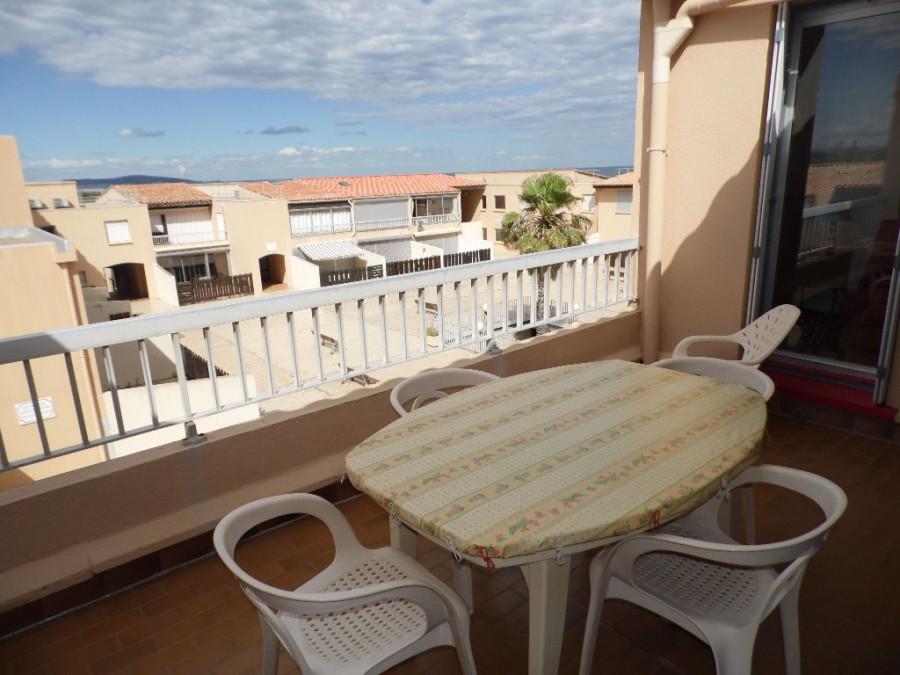 En location saisonnière Marseillan Plage 3414930177 S'antoni immobilier grau d'agde