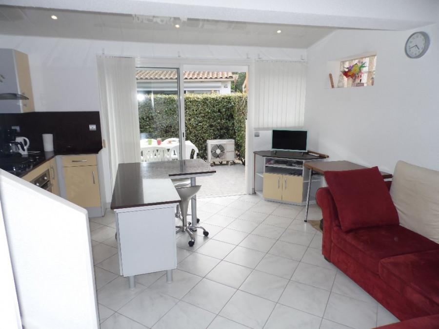 En location saisonnière Marseillan Plage 3414930179 S'antoni immobilier marseillan centre-ville