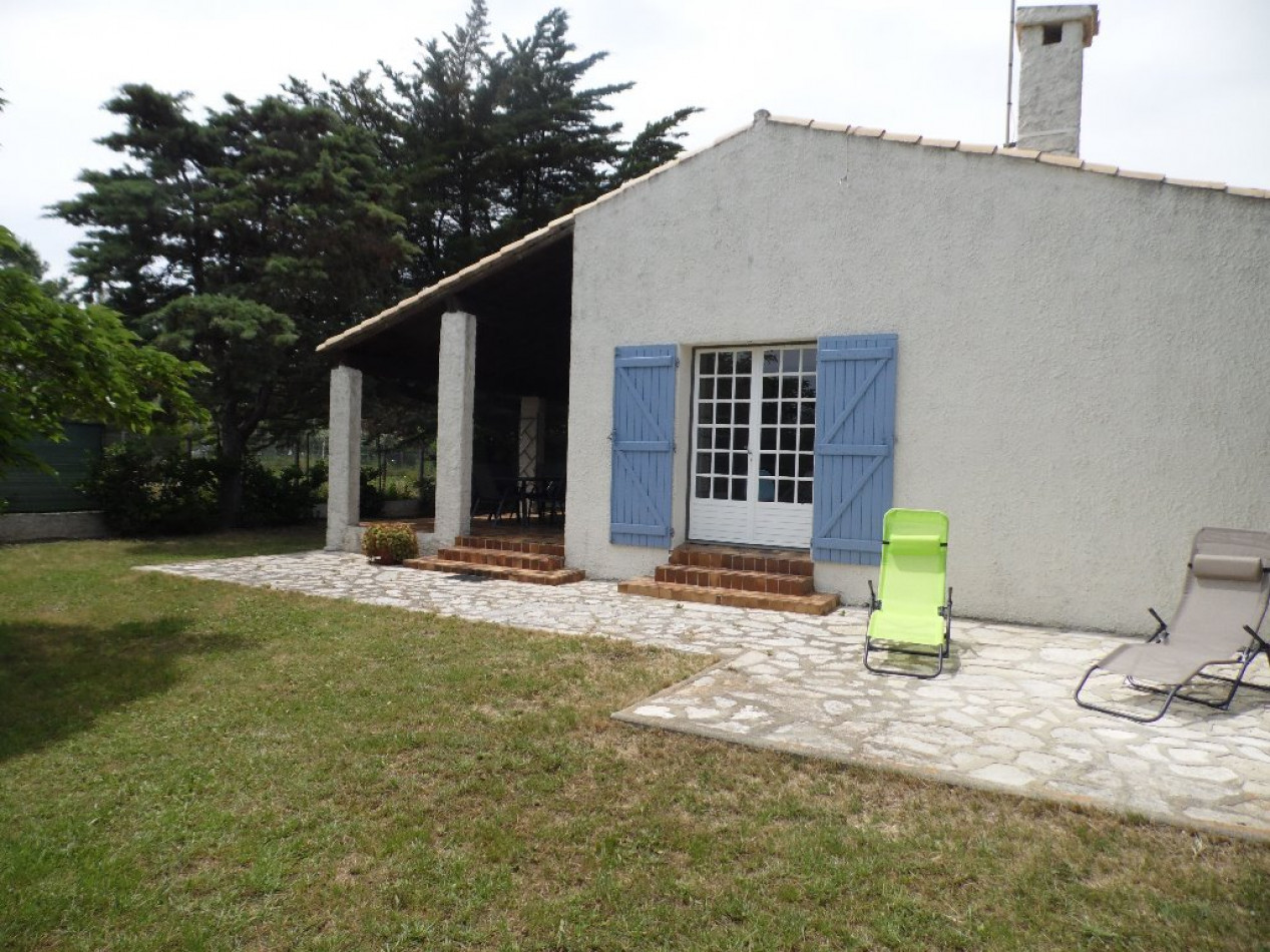 En location saisonnière Marseillan 3414930181 S'antoni immobilier