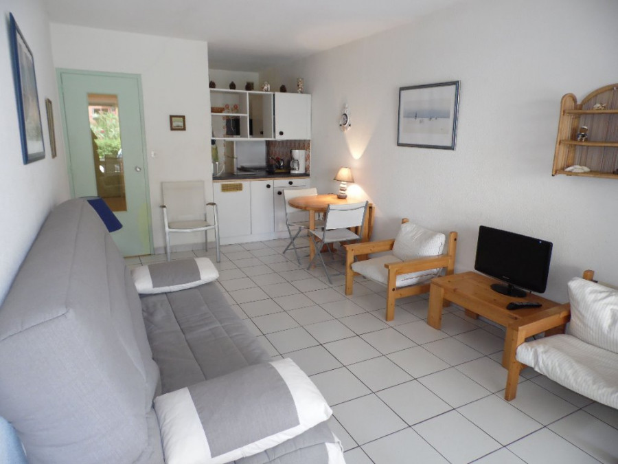 En location saisonnière Le Cap D'agde 3414930183 S'antoni immobilier marseillan centre-ville