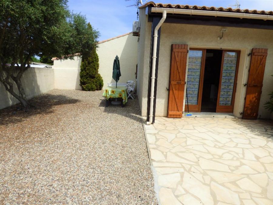 A vendre Marseillan Plage 3414930466 S'antoni immobilier marseillan plage