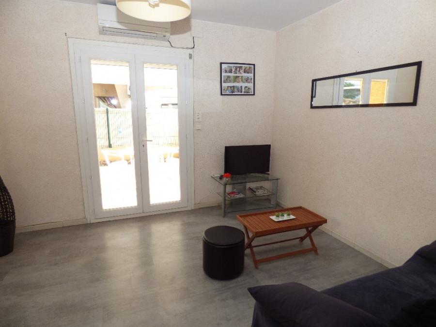 A vendre Marseillan Plage 3414931281 S'antoni immobilier agde