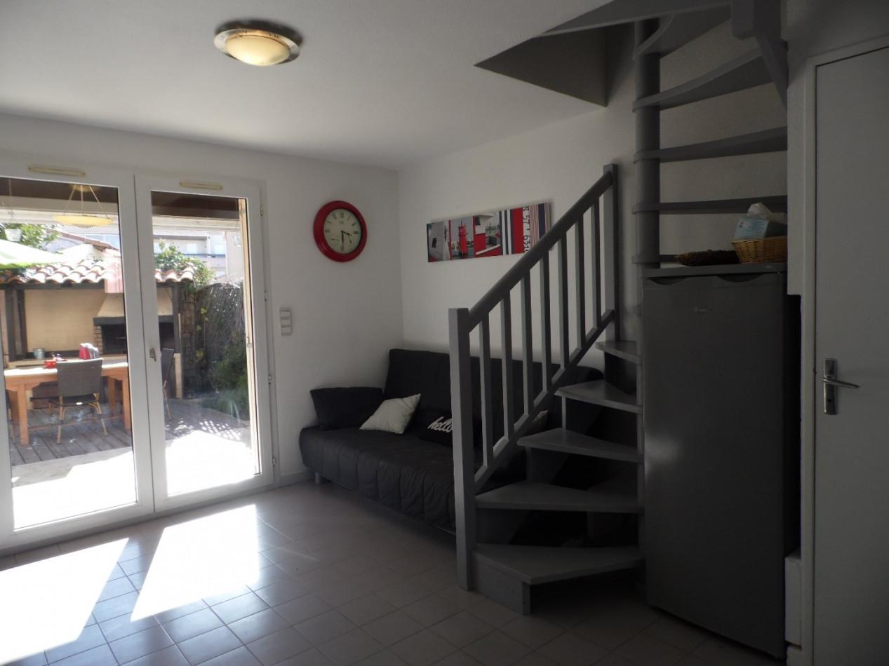En location saisonnière Marseillan Plage 3414932548 S'antoni immobilier