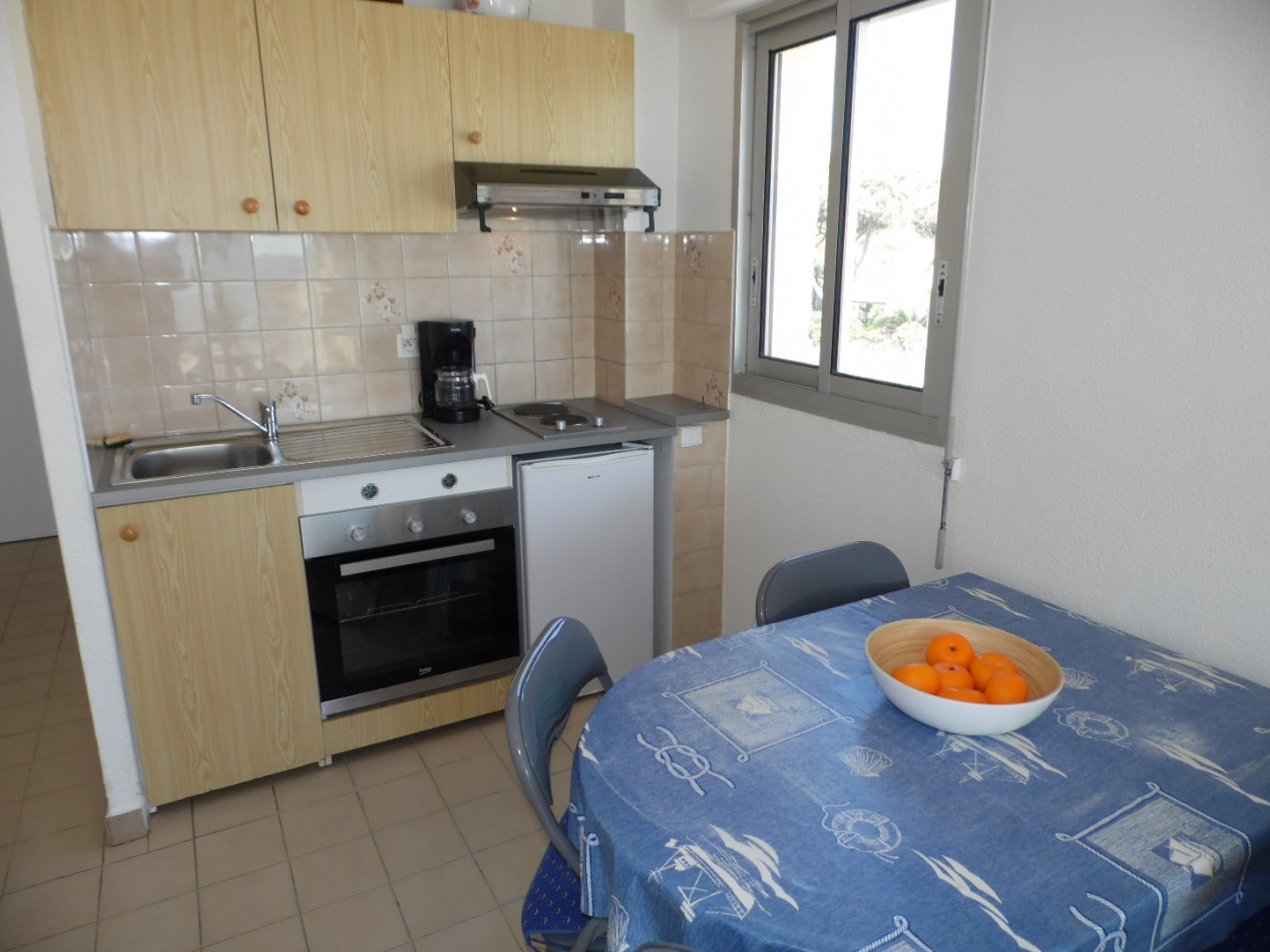 En location saisonnière Le Grau D'agde 3414932552 S'antoni immobilier