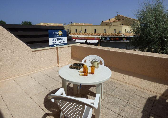 A vendre Marseillan Plage 3414935027 S'antoni immobilier marseillan plage