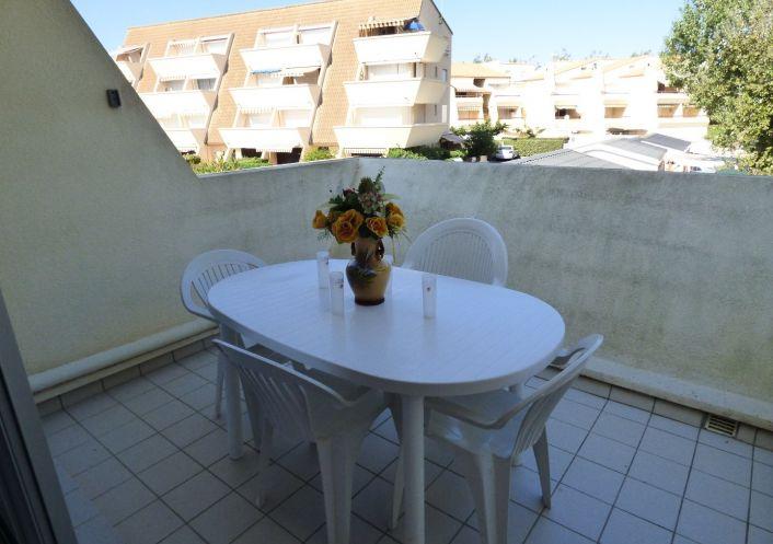 A vendre Appartement en résidence Marseillan Plage   Réf 3414937551 - S'antoni immobilier marseillan plage