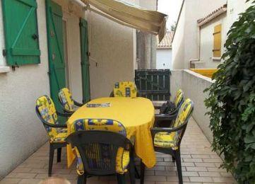 En location saisonnière Marseillan Plage 3415027207 S'antoni immobilier agde