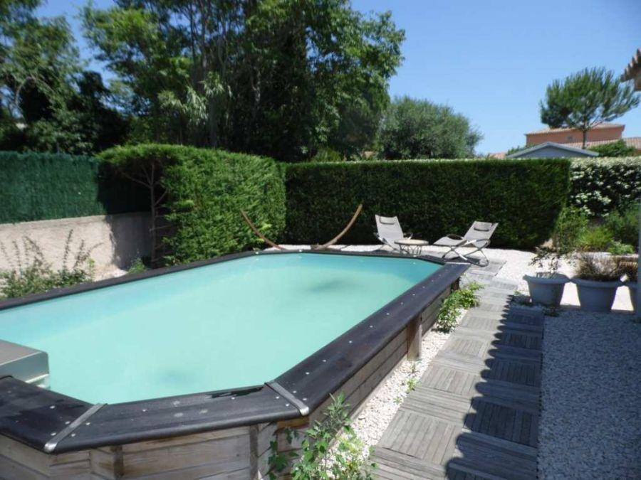 Maison en location le grau d 39 agde s for Location villa agde piscine