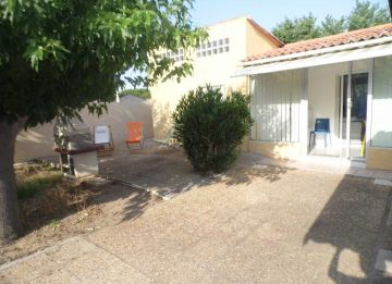 For seasonal lettings Le Grau D'agde 3415027212 S'antoni real estate