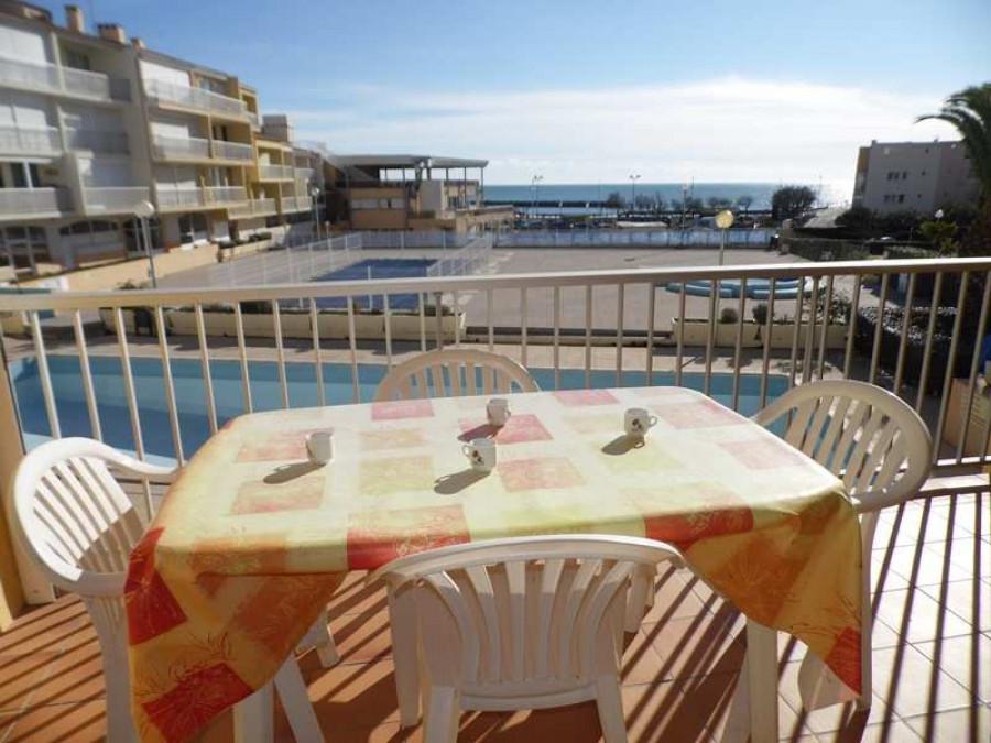 En location saisonnière Le Cap D'agde 3415027405 S'antoni immobilier agde