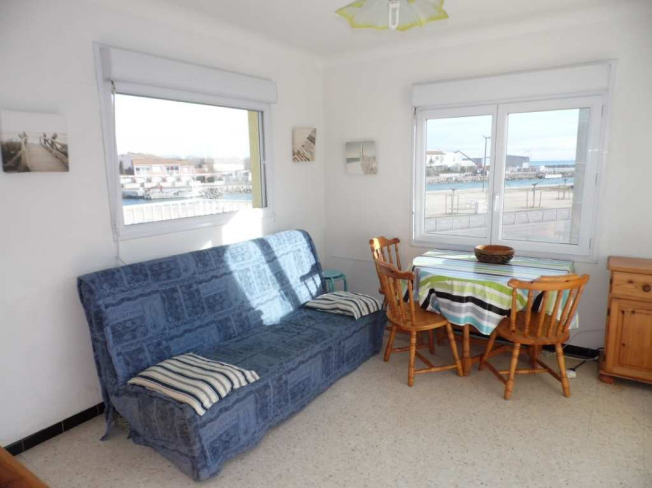 En location saisonnière Marseillan Plage 3415027412 S'antoni immobilier