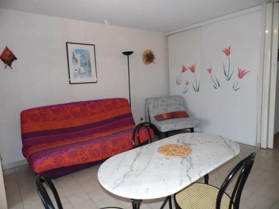 En location saisonnière Marseillan Plage 3415027423 S'antoni immobilier agde centre-ville