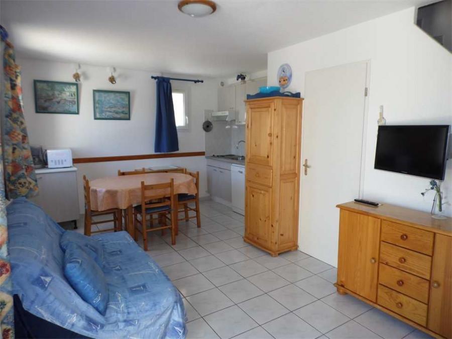 En location saisonnière Marseillan Plage 3415511681 S'antoni immobilier marseillan plage