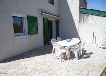 En location saisonnière Marseillan Plage 3415511681 S'antoni immobilier agde