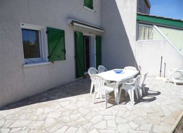 For seasonal lettings Marseillan Plage 3415511681 S'antoni real estate
